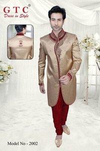 Groom's Designer Fancy Indo western sherwani