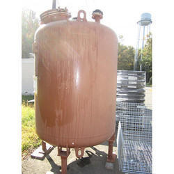 Lined Storage Tank