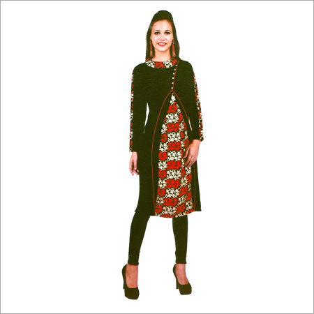 Ladies Knitted Kurtis