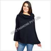 Long Sleeves Poncho