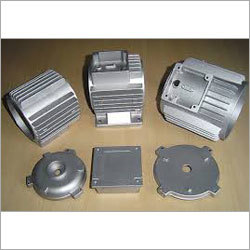 Aluminum Hardware Spare Parts