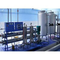 Dialysis RO Water Treatment Plant
