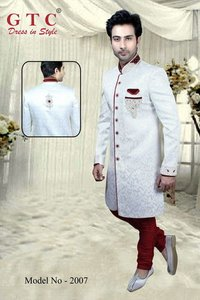Groom's Fancy Indo western sherwani