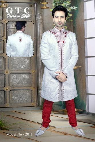 Indo Western Sherwani (Basic)