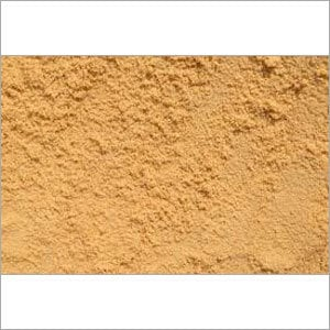 Crushed Sand