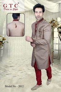 Heavy Fancy Indo western sherwani