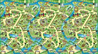 Zoo Map - Roll Mat