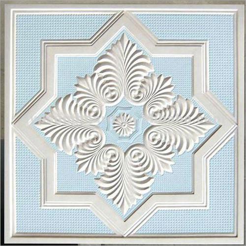 PVC Laminated Ceiling Tiles