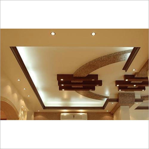 Modular Grid False Ceiling