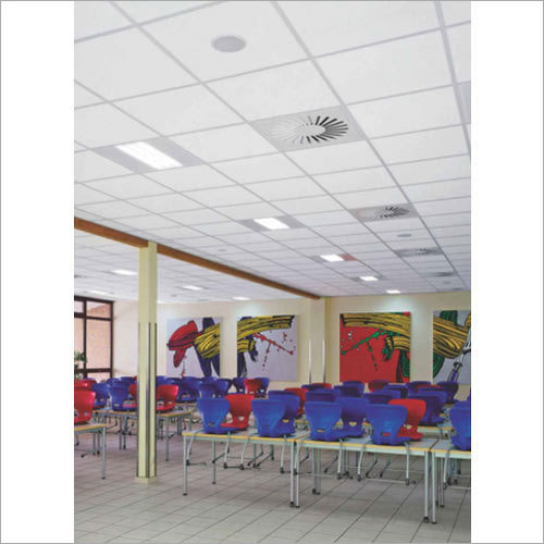 Office Acoustic False Ceiling Tile
