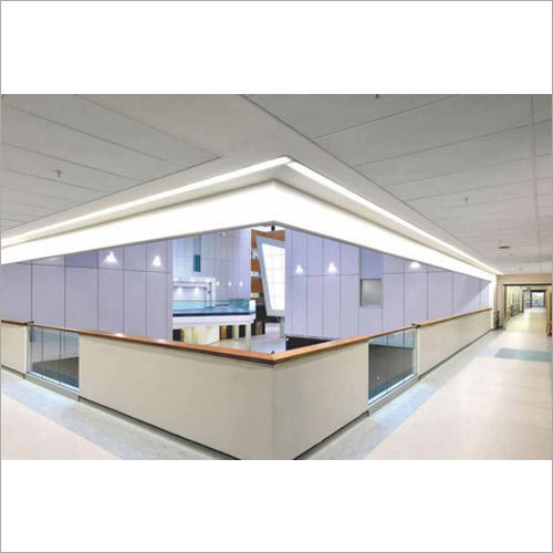 Office Acoustic Wall Paneling