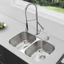 Double Bowl Sink