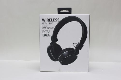 Wireless Music Earphone & Headphone