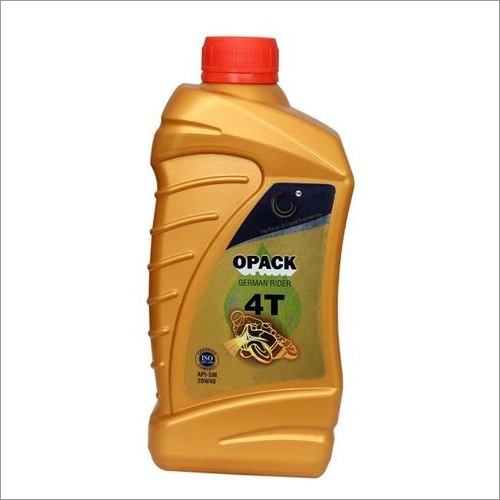4T Bike Engine Oil