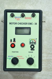 Digital Motor Checker