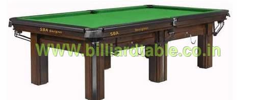 SBA Designer Pool Table
