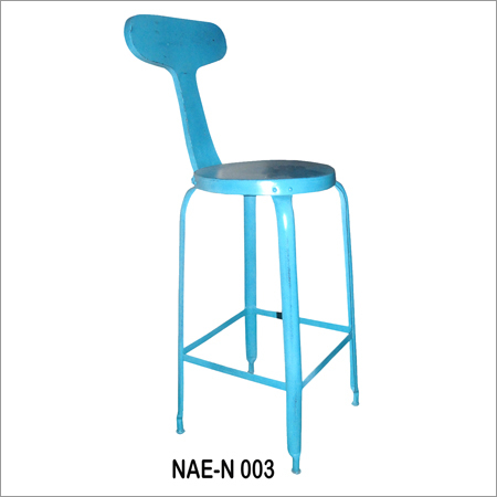 Indsustrial Iron Bar Chair