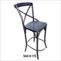 Indian Iron Chair