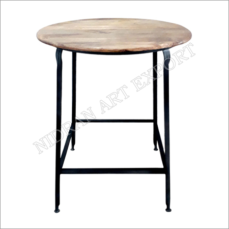 Iron Bar Table