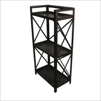 Iron 3 Tier Small Rack