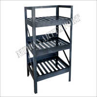 3 Tier Iron Shoe Rack