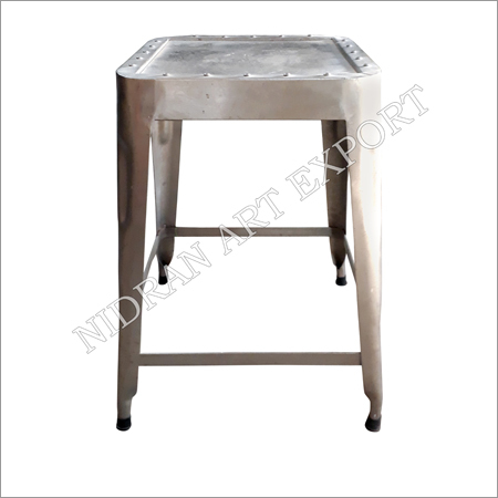 Small Iron Stool