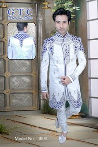 Party Wear Fancy Indo western sherwani