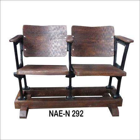 Wooden Cinema Chair