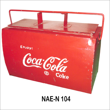 Iron Small Cola Box