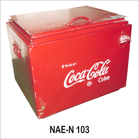 Iron Big Cola Box