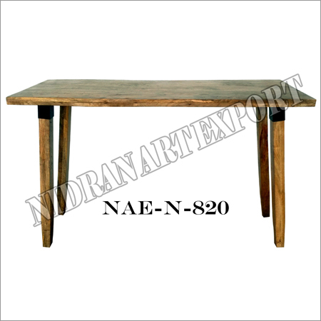 Reclaimed Wooden Dining Table