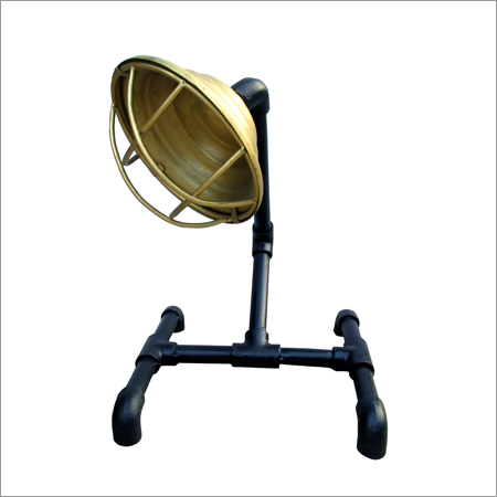 Iron Industrial  Table Lamp