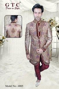 Designer Fancy Indo Western Sherwani