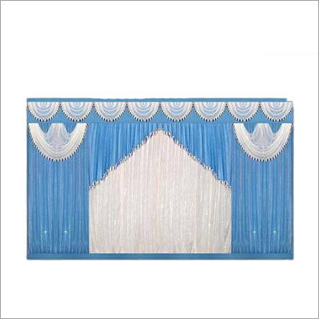 Fancy Tent Sidewall