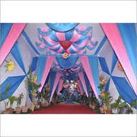 Designer Shamiyana Tent