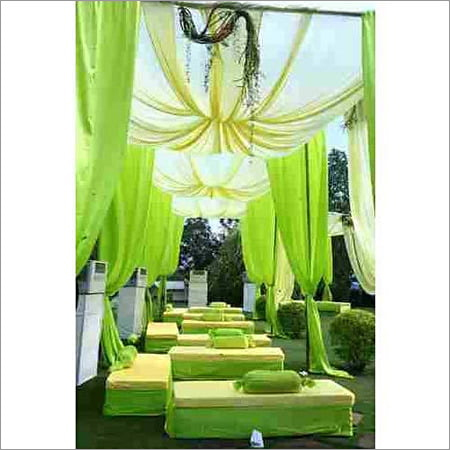 Sitting Lounge Wedding Tent