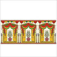 Dosuti Printed Tent Cloth