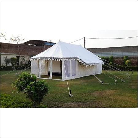 Swiss Cotton Tent
