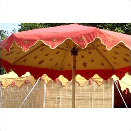 Waterproof Canvas Umbrella