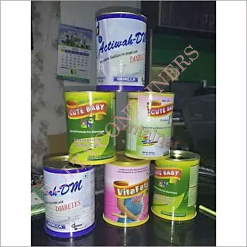 Milk Powder Cans