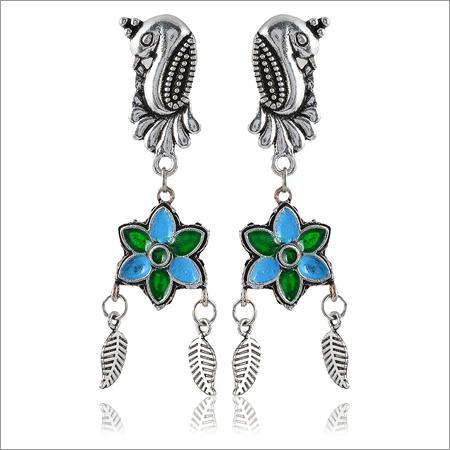 Multi Alloy Dangle & Drop Earrings