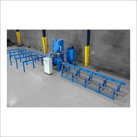 Rod Or Bar Shot Blasting Machine