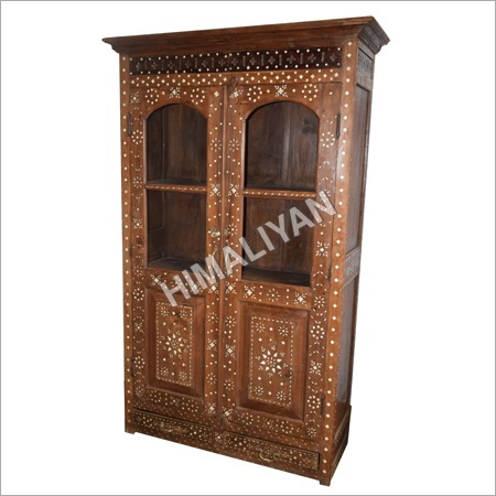 crockery wooden almirah