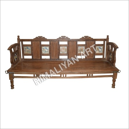 Indoor Wooden Benches