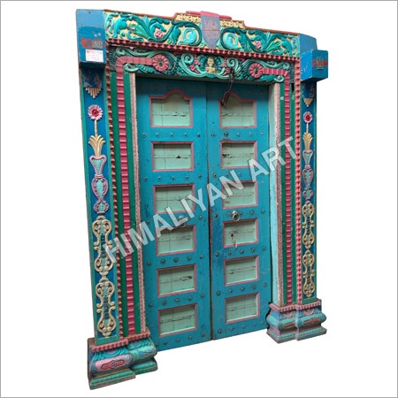 Antique Colour Door