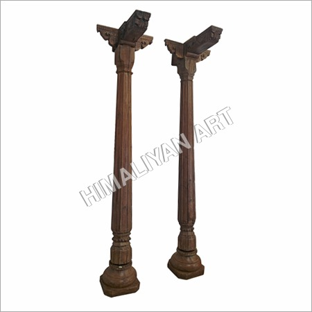 Antique Pillars