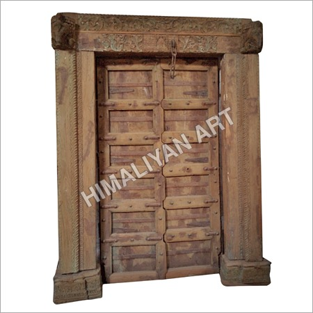 Antique Handcarved Old Door & Antique Handcarved Old Door - Antique Handcarved Old Door Exporter ...