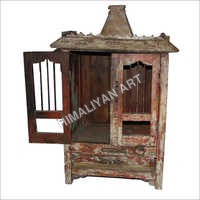 Antique Wooden Temple