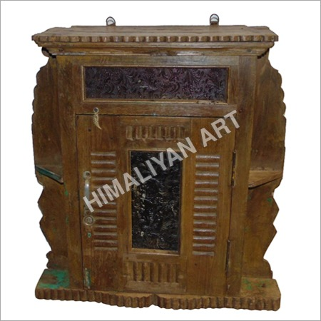 Antique Wooden Cabinet