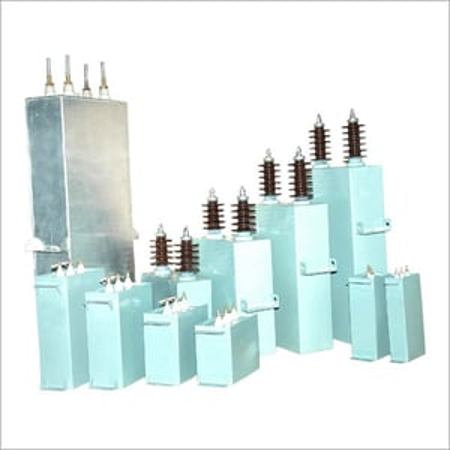 Industrial HT Capacitors